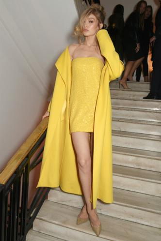 Джиджи Хадид на вечеринке Maybelline в Лондоне фото [3]