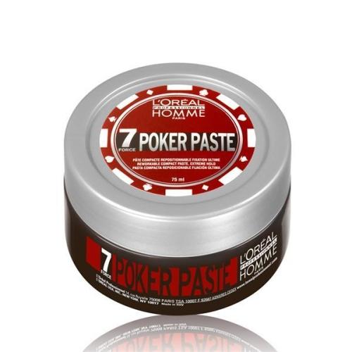 Мужская моделирующая паста для волос Poker Paste