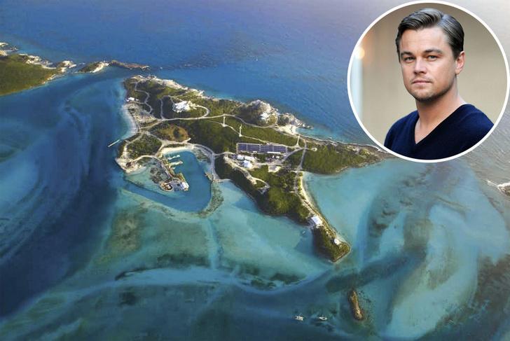 Топ 10: острова знаменитостей фото [9]