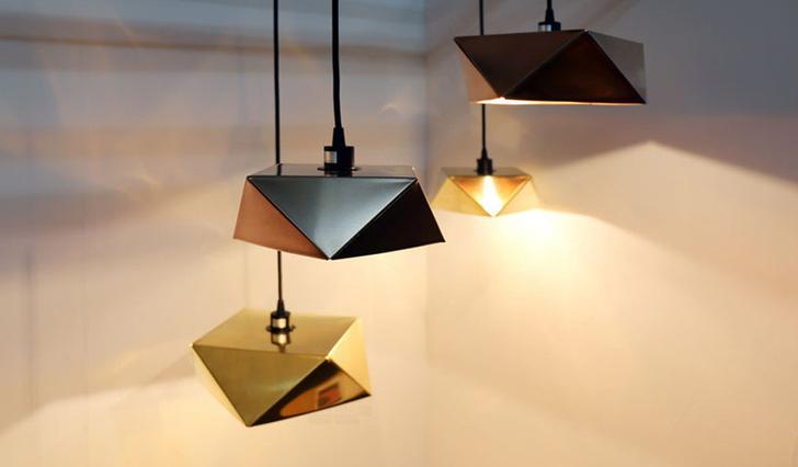 Топ-10: мотивы оригами в предметном дизайне фото [7]