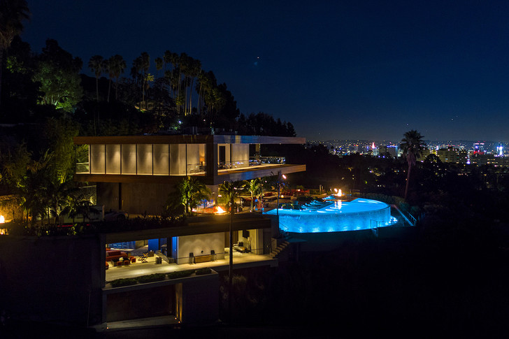 Ленни Кравиц оформил интерьеры в доме за $ 38 миллионов (фото 2)