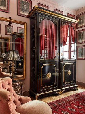 Дом-музей: яркий проект студии CM Studio в Париже (фото 16.1)