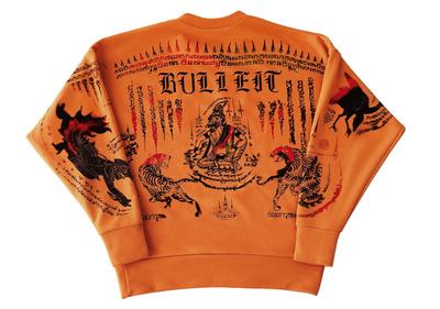 На эту и на ту: Outlaw Creative создали татуированный свитшот для Made For Bulleit (галерея 4, фото 0)