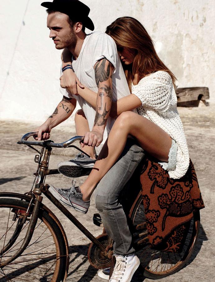 Прокатиться вдоль набережной на велосипеде