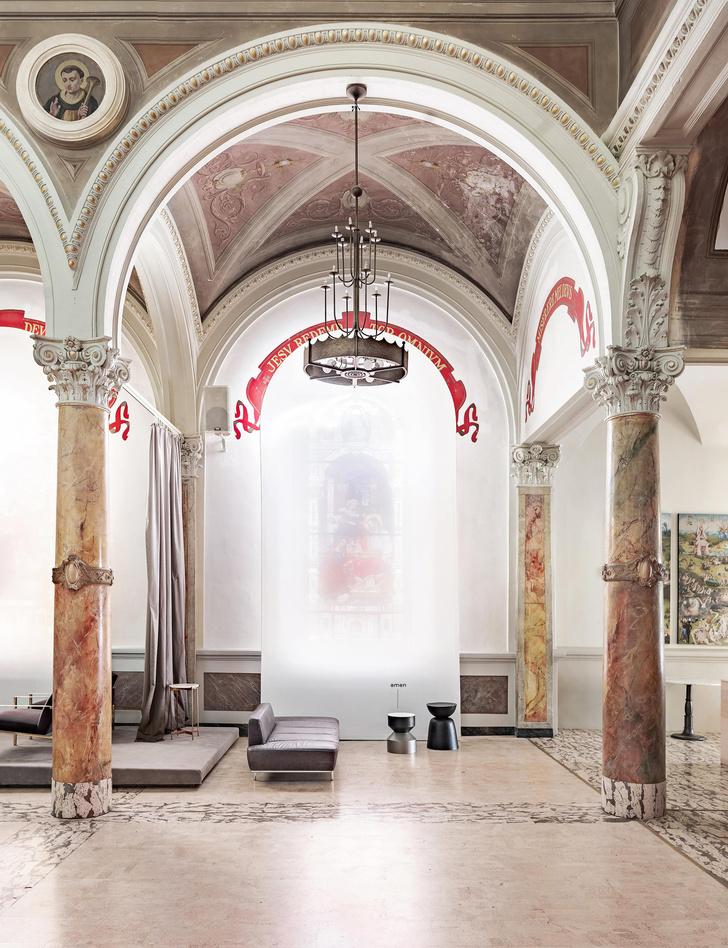 Культурный центр от студии balbek bureau  в Сан-Франциско (фото 12)