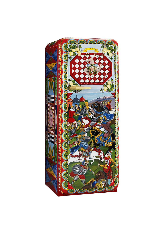Сенсация: Холодильники от Dolce & Gabbana и Smeg | галерея [1] фото [8]