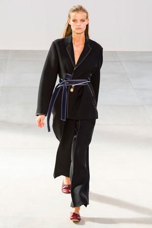 Показы мод Celine Весна-лето 2015 | Подиум на ELLE - Подиум - фото 4200