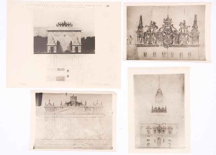 Уникальный архив архитектора Ивана Жолтовского выставят на аукцион (фото 4)