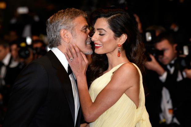 Джордж Клуни впервые рассказал, как познакомился с Амаль (фото 1)