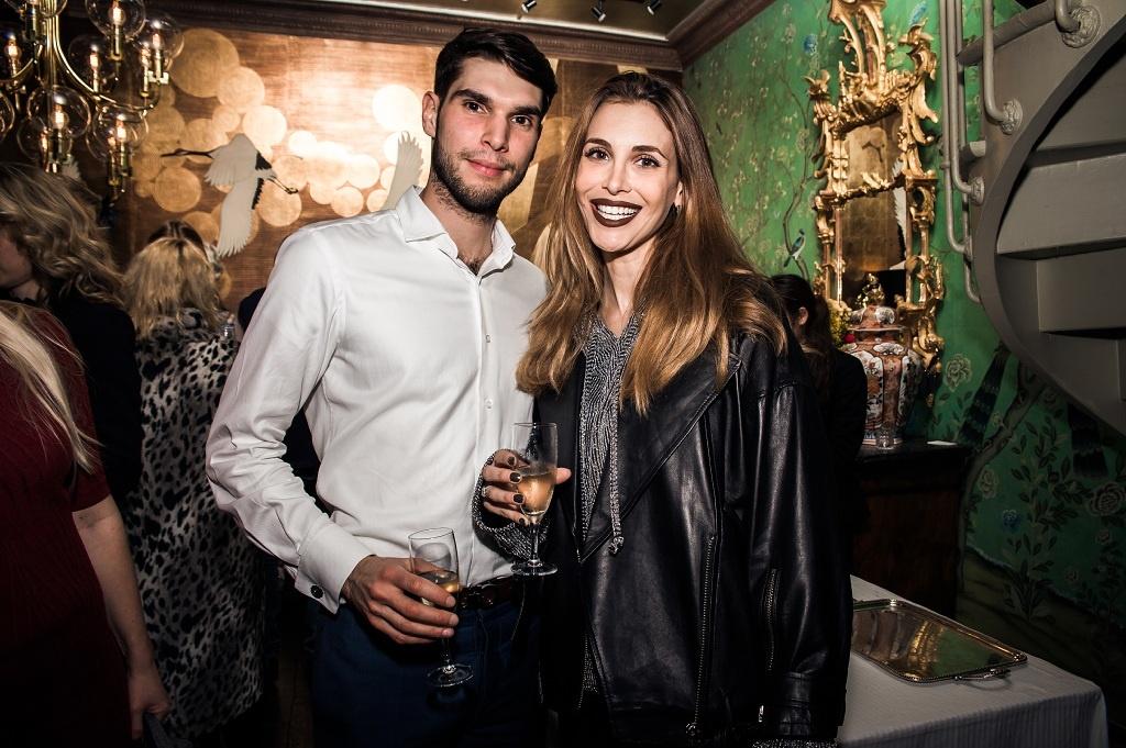 Вечер de Gournay в Париже (галерея 4, фото 0)