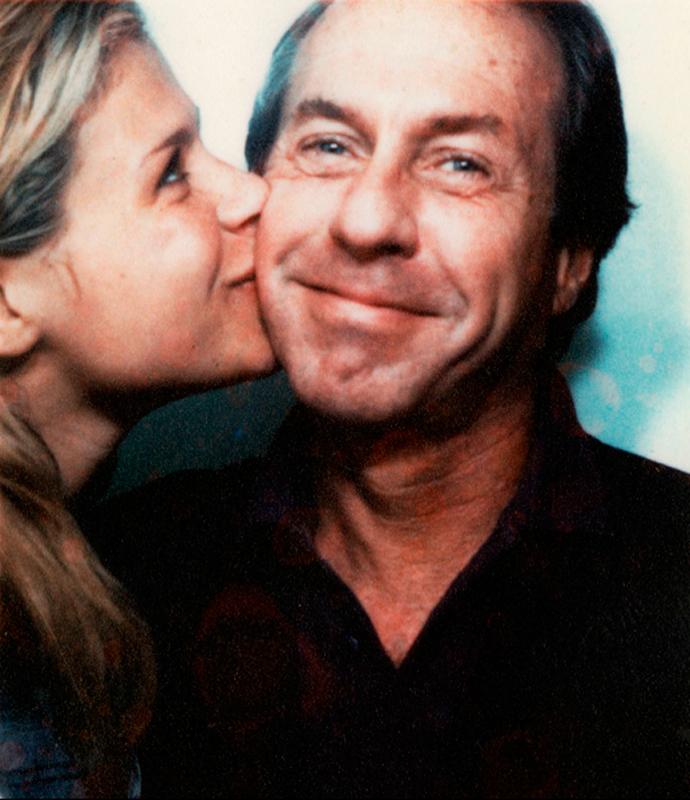 Алекса Хэмптон с отцом