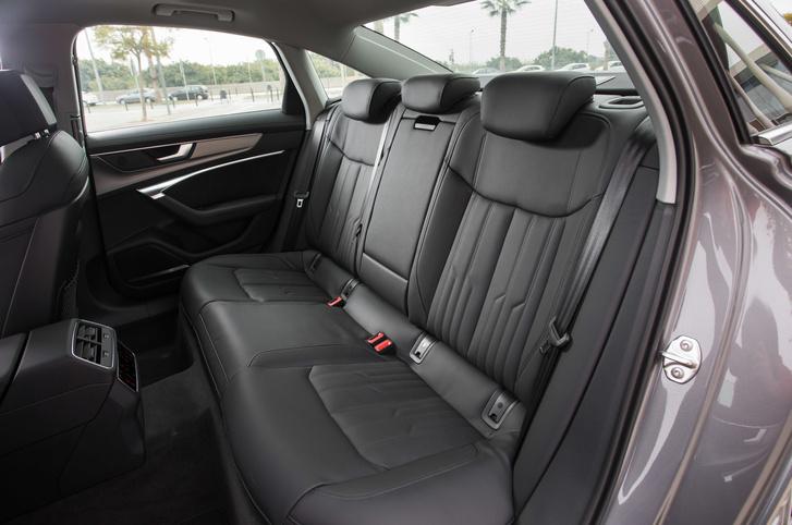 Апгрейд в бизнес-классе: 10 преимуществ нового Audi A6 (фото 7)