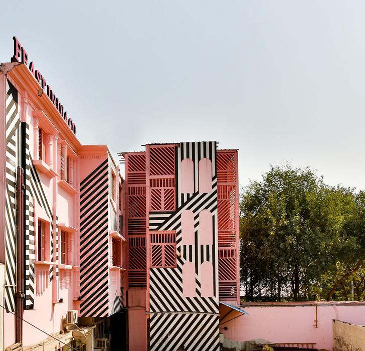 The Pink Zebra: ресторан в эстетике Уэса Андерсона (фото 7)