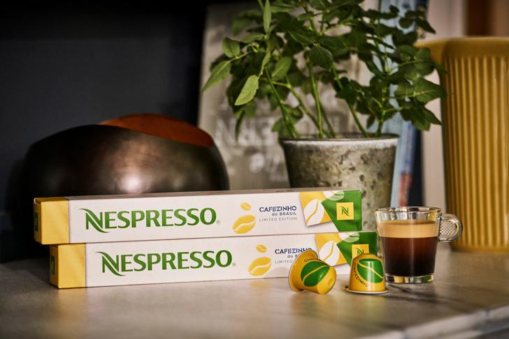 Новый бленд Cafezinho Do Brasil от Nespresso