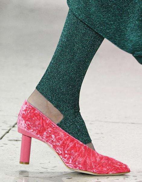 Итоги Недель моды: самая красивая обувь | галерея [7] фото [11]