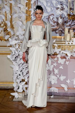 Показ Alexis Mabille коллекции сезона Весна-лето 2014 года haute couture - www.elle.ru - Подиум - фото 574432