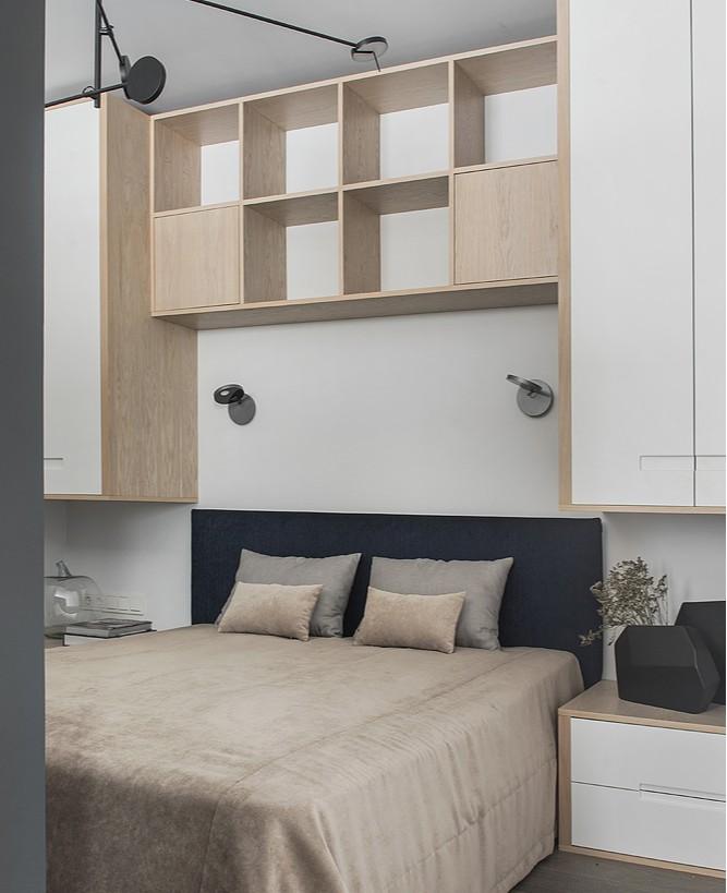 Квартира 38 м² для отдыха после работы (фото 16)