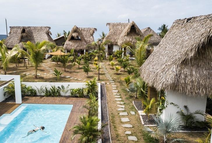 Серфинг-отель Swell в Гватемале (фото 0)