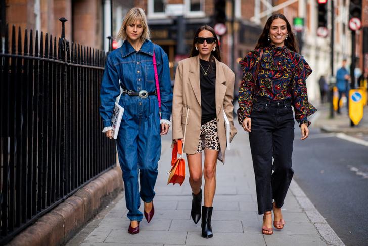 10 главных трендов этой осени на примере лондонского стритстайла (фото 17)
