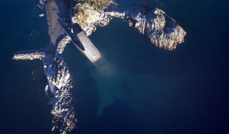Подводный ресторан в Норвегии фото [2]