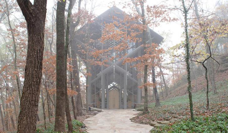 Топ-7: романтичные церкви фото [3]