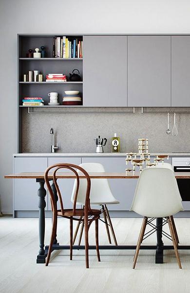 Все оттенки серого в интерьере: полезные советы | галерея [7] фото [1]