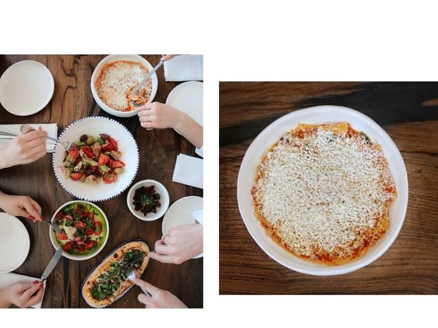 Рецепт пасты с томатами и сыром фета от шеф-повара ресторана Eva (фото 1)