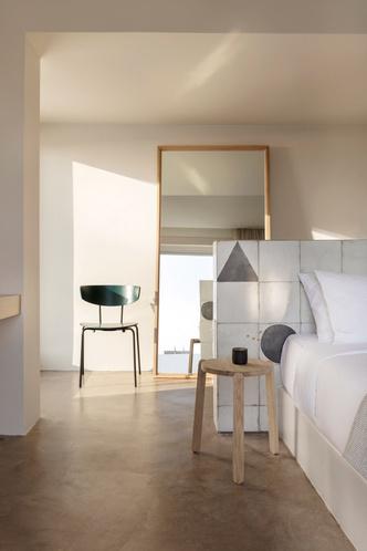 Белоснежная вилла на Санторини от Kapsimalis Architects (фото 24.2)