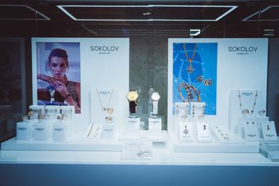 Sokolov представили весенне-летнюю коллекцию украшений (галерея 3, фото 3)
