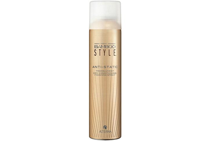 Alterna Bamboo Style Anti-Static Translucent Dry Conditioning Finishing Spray
