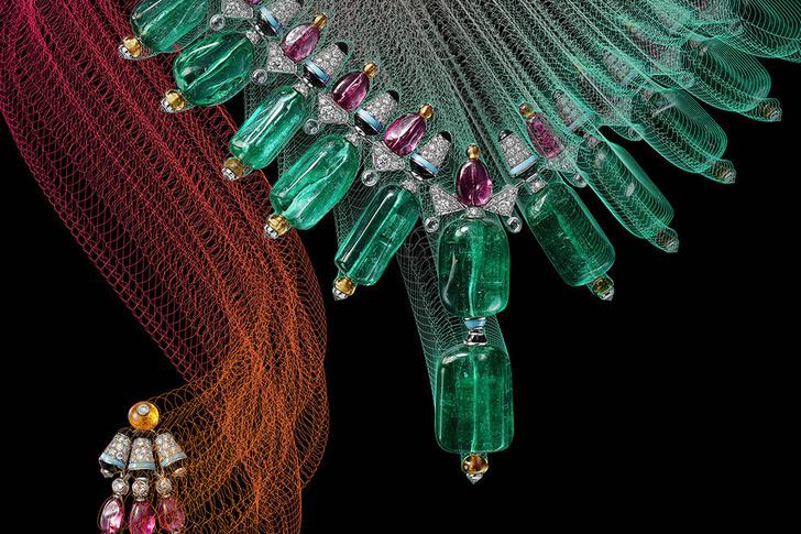 Стороны цвета: коллекция Coloratura от Cartier (фото 2)