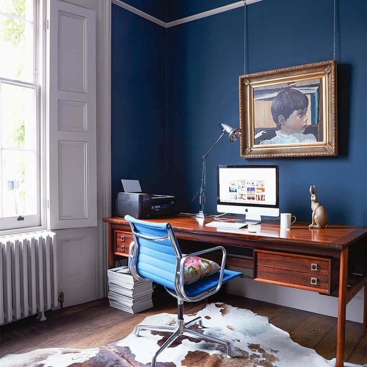Цвет настроения: Алексей Елисеев о синем цвете в интерьере (фото 13)