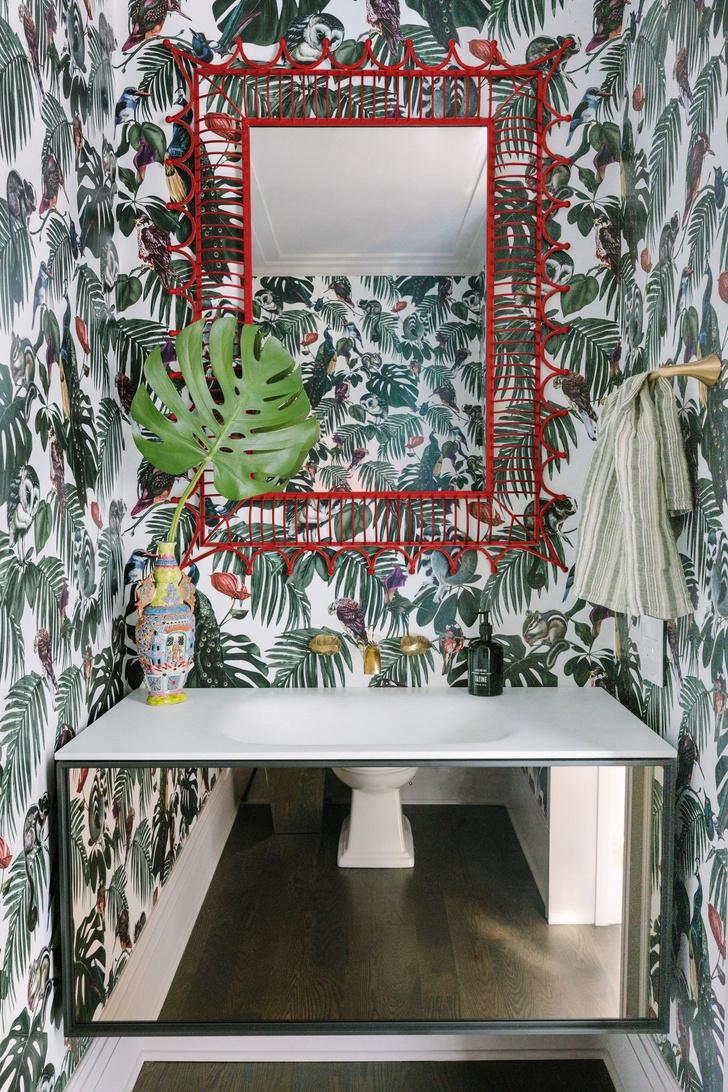 Тренды 2020: дизайн ванной комнаты (фото 36)