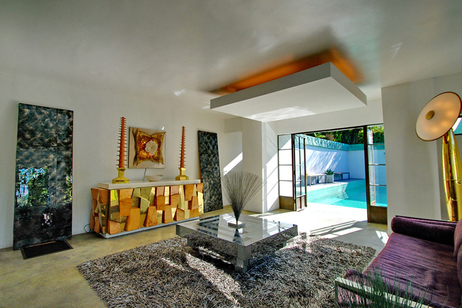 «Дом Самуэля-Новарро» по проекту Ллойда Райта вновь выставлен на продажу (галерея 7, фото 4)