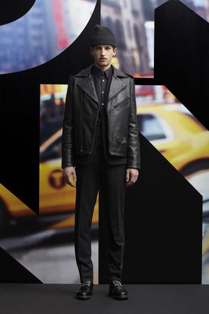 Показ DKNY Man коллекции сезона Осень-зима 2013-2014 года prêt-à-porter - www.elle.ru - Подиум - фото 484928