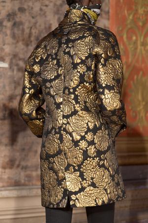 Показ Jean Paul Lespagnard коллекции сезона Осень-зима 2013-2014 года prêt-à-porter - www.elle.ru - Подиум - фото 546584