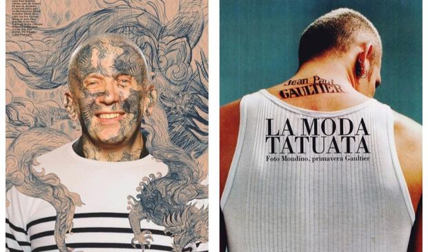 Никакого «нюда»: макияж с последнего показа Jean-Paul Gaultier (фото 1)