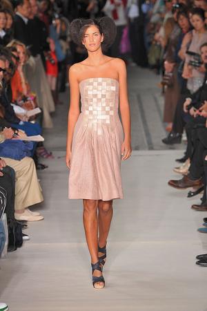 Показ Lefranc Ferrant коллекции сезона Осень-зима 2009-2010 года haute couture - www.elle.ru - Подиум - фото 88069