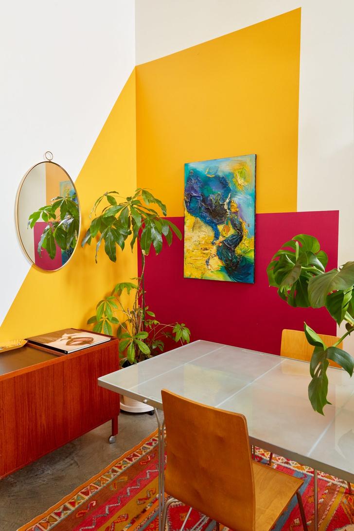Тропический рай: дом для творческой пары в Атланте (фото 8)