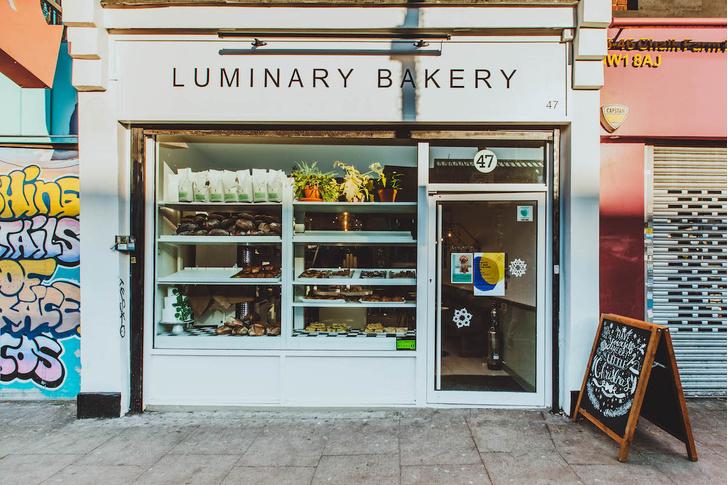 Пекарня Luminary в Лондоне (фото 16)