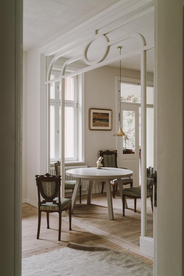 Элегантная квартира в довоенном доме (фото 4)