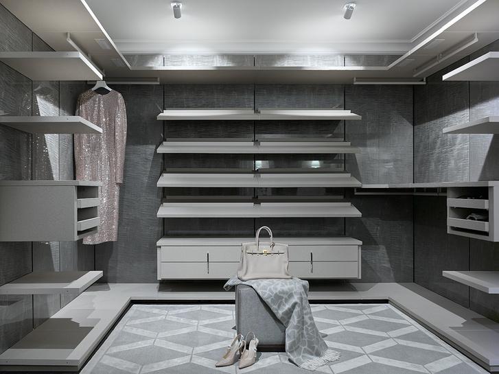 Квартира 130 м²: проект Юлии Кузнецовой (фото 14)