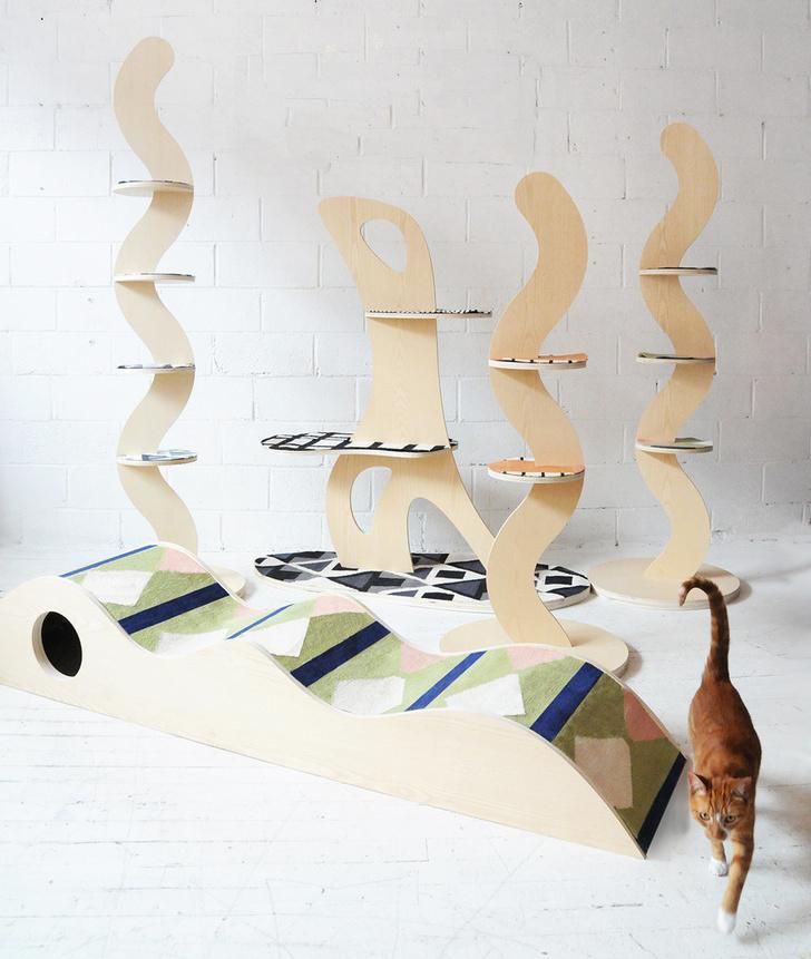 Топ-13: дизайнерские предметы для животных (фото 3)