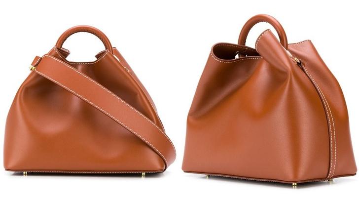 Крупным планом: сумка-тоут Elleme (фото 3)