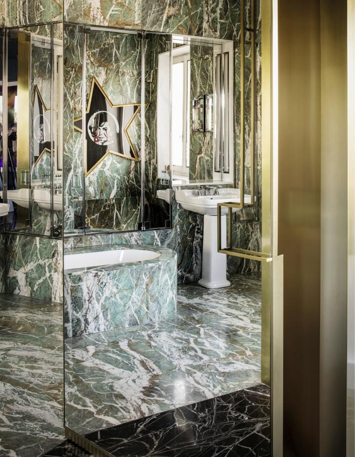 Интерьер с обложки: квартира архитектора   Луки Бомбассеи в Милане (фото 19)