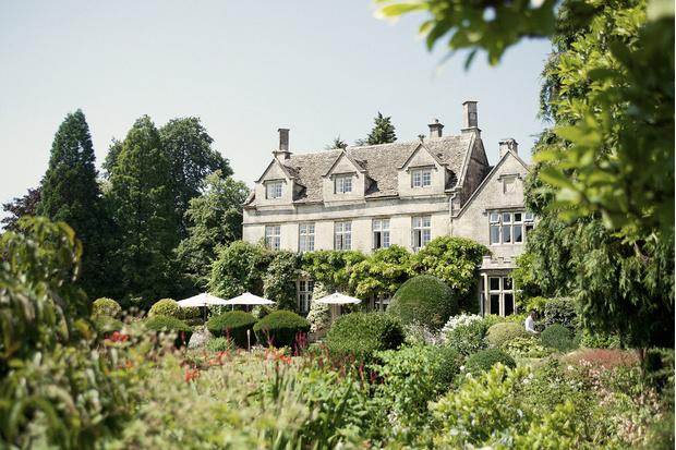 Зеленый оазис: топ-10 отелей с живописными садами (фото 4)