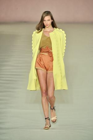 Показы мод Chloé Весна-лето 2009 | Подиум на ELLE - Подиум - фото 3313