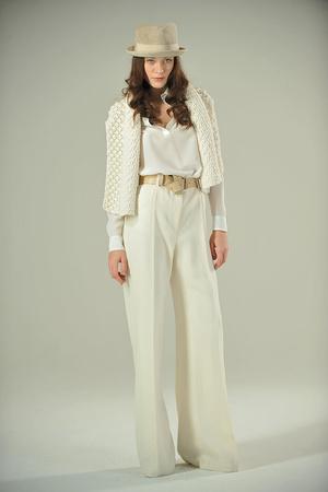 Показы мод Behnaz Sarafpour Осень-зима 2010-2011 | Подиум на ELLE - Подиум - фото 2849