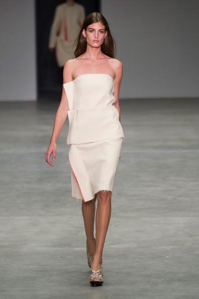 Calvin Klein на Неделе моды в Нью-Йорке