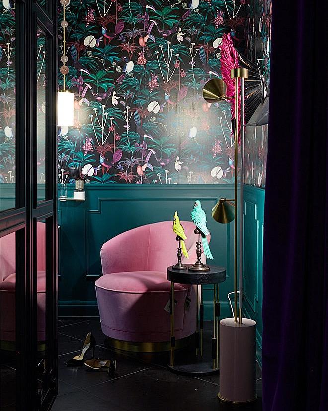 Bathroom Biennale: тропическая ванная Жени Ждановой (фото 12.2)